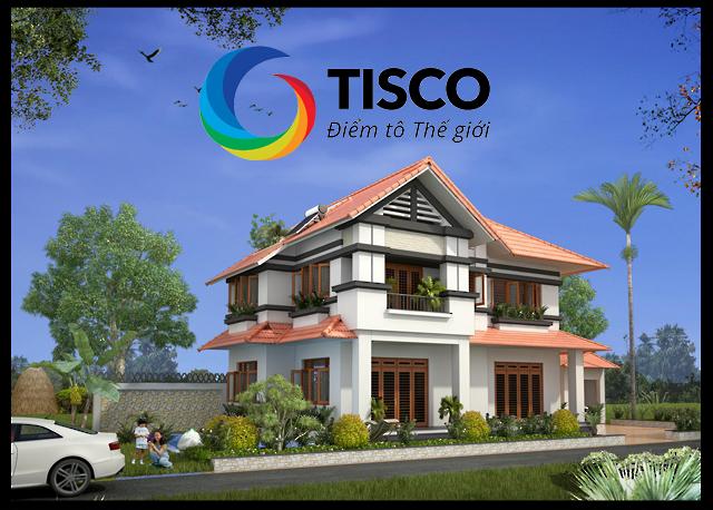 Sơn Tisco – Tô điểm thế giới