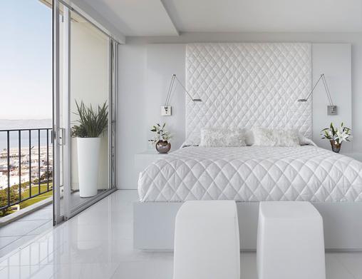 Mách bạn cách chọn màu sơn cho phòng ngủ ấn tượng