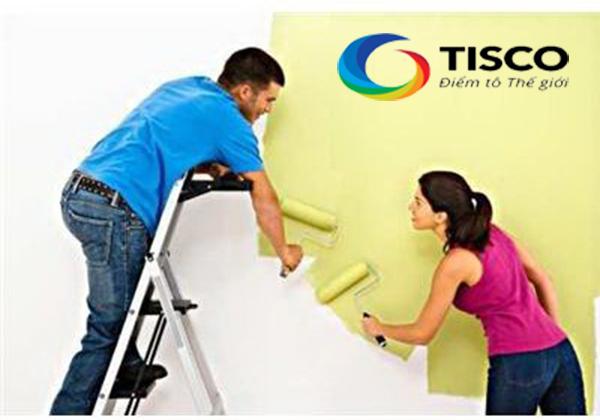 Mách bạn cách khắc phục những lỗi thường gặp khi sơn nhà