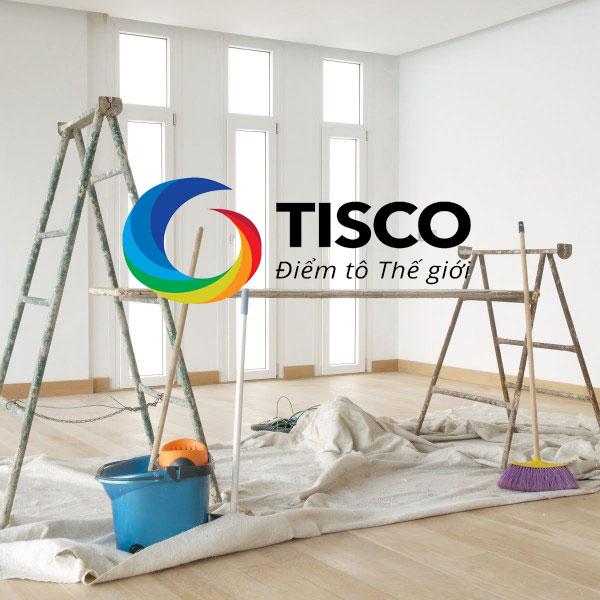 Mách bạn cách xử lý tường cũ trước khi bắt đầu sơn mới