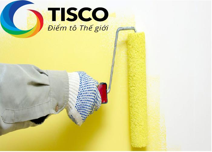 Tổng hợp quy trình thi công sơn nhà đúng kỹ thuật