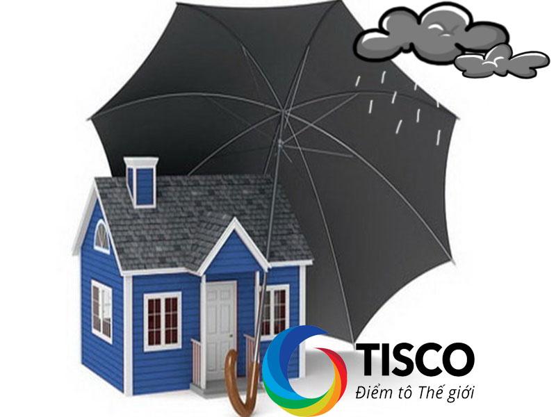 Cách bảo vệ ngôi nhà bạn khỏi mùa mưa bão